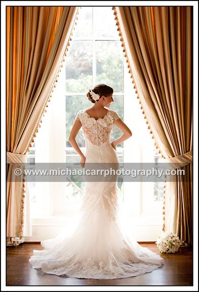 Houston based bridal portrait photographer