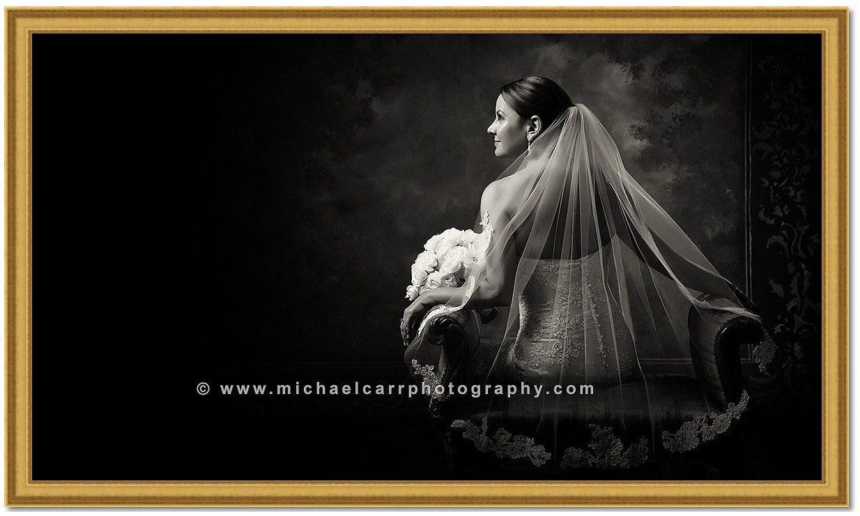 Formal Wedding Portraits in Houston