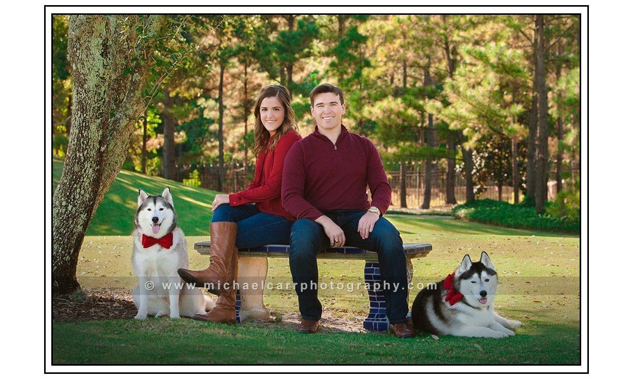 Engagement Portrait Photography Houston