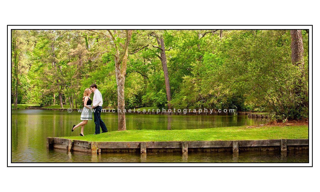 Houston Engagement Portraits