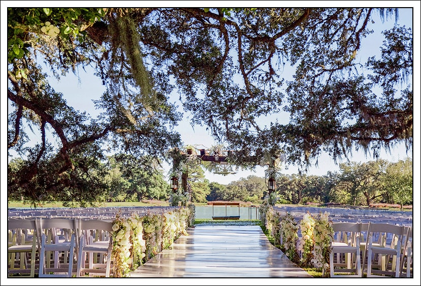 Texas Outdoor Wedding Photography